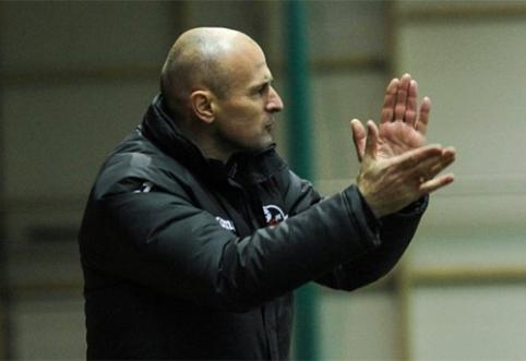 A.Veselinovičius: šiemet čempionatas bus mažiau nuspėjamas (VIDEO)