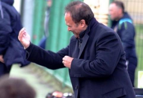 M. Barreto: kai viena geriausių komandų nesukuria progų, esu patenkintas