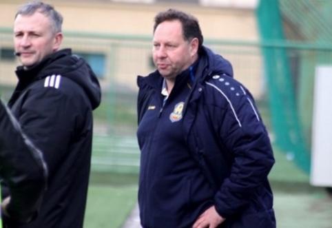 """K. Sarsanija: naujasis """"Stumbras"""" bus grėsme visiems A lygos klubams"""