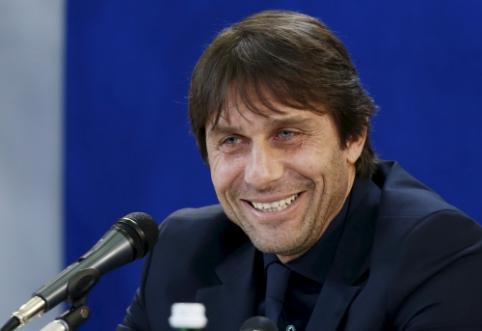 A. Conte išteisintas dėl lažybų