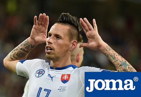 Spėkite Vokietijos - Slovakijos mačo rezultatą ir laimėkite kuprinę!