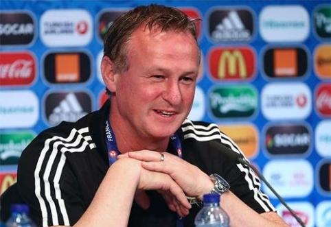 """Š.Airijos treneris M.O'Neilas: """"Ruošiame spąstus G.Bale'ui"""""""