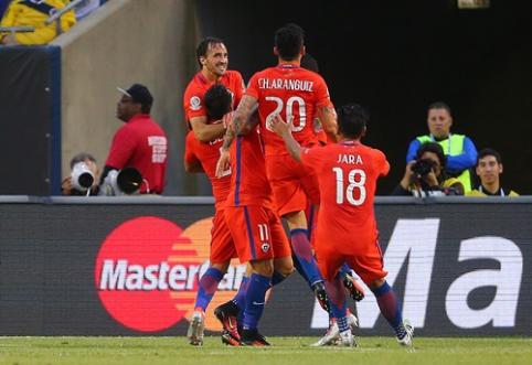 """Copa America"" finale - Argentinos ir Čilės akistata"