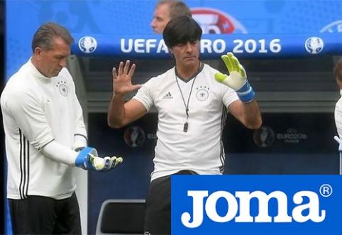 Spėkite Vokietijos - Lenkijos mačo rezultatą ir laimėkite marškinėlius! (+ vakarykštis nugalėtojas)