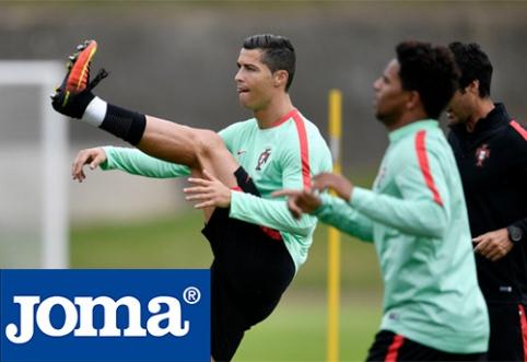 Spėkite Portugalijos - Velso mačo rezultatą ir laimėkite kamuolį!