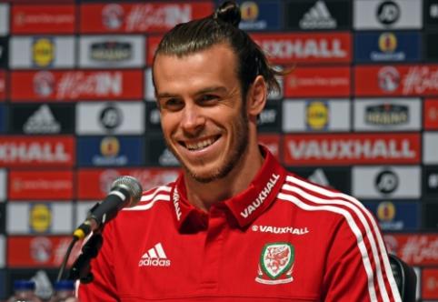 G. Bale'as apie akistatą su C. Ronaldo: žais ne du žmonės, o dvi komandos