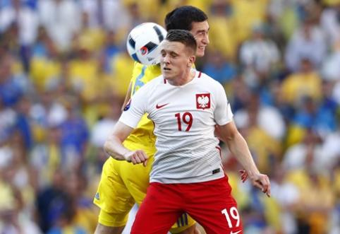 """Oficialu: """"Napoli"""" įsigijo Lenkijos rinktinės saugą P. Zielinskį"""