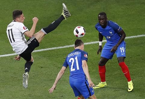 """Tiesus kelias į """"Arsenal""""? """"Juventus"""" atsisakė planų įsigyti J.Draxlerį"""