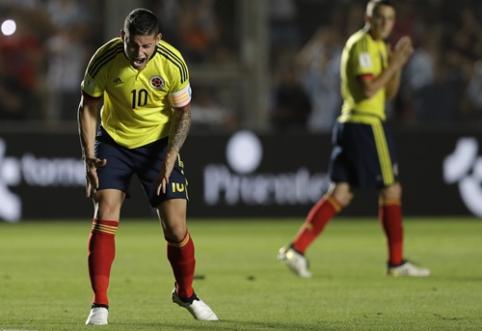 F. Asprilla mano, kad C. Ronaldo daro neigiamą įtaką J. Rodriguezui