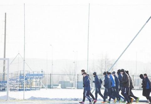 """FK """"Jonava"""" kviečia rinkti naują klubo logotipą"""