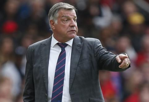"""S. Allardyce'as dėl asmeninių priežasčių palieka """"Crystal Palace"""""""