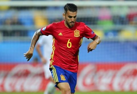 """Spauda: """"Real"""" artėja link susitarimo dėl dar vieno perspektyvaus ispano"""