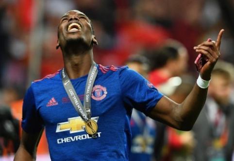 """Turtingiausio Anglijos klubo istorija: TOP-10 """"Man United"""" pirkinių"""