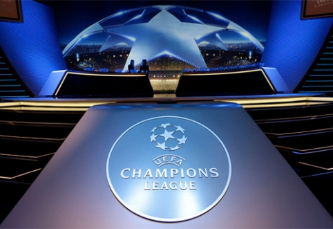 UEFA nudžiugino individualių apdovanojimų medžiotojus