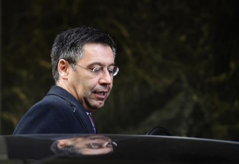 """""""Barcelona"""" prezidentas žada stiprintis už visus pinigus, kurie atkeliaus iš Neymaro pardavimo"""
