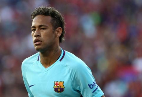 Paryžius jau ruošiasi Neymaro atvykimui