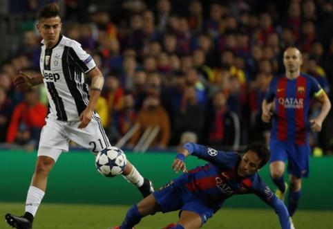 """Neymarą prarasti galinti """"Barca"""" jau surado galimus kandidatus į brazilo vietą"""