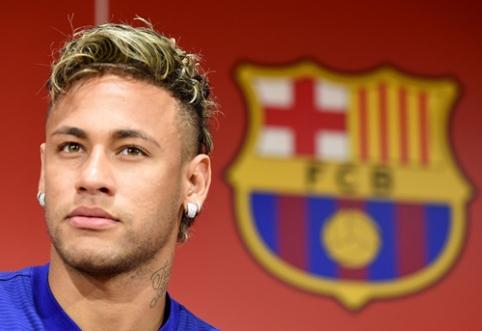 Katalonijos spauda: Neymaras - 95 procentų PSG klube