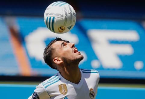 """Madride pristatytas D. Ceballos: pasiūlymo iš """"Real"""" gali sulaukti tik vieną kartą gyvenime"""