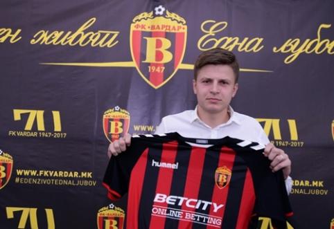 """""""Riteriai"""" laimėjo bylą prieš į Makedoniją pabėgusį M. Maksimovą"""