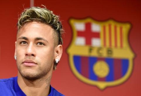 J. Mourinho nemano, kad Neymaro išpirka yra didelė