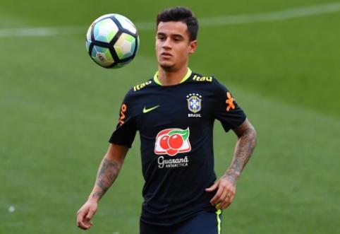 Ph. Coutinho gali persikelti į netikėtą klubą
