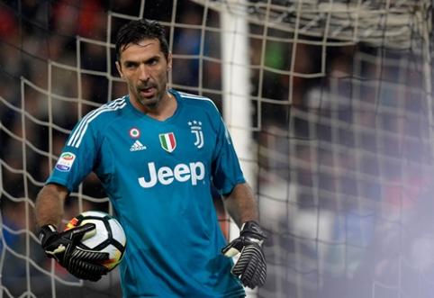 "Oficialu: ""Juventus"" išlaikė klubo legendas"