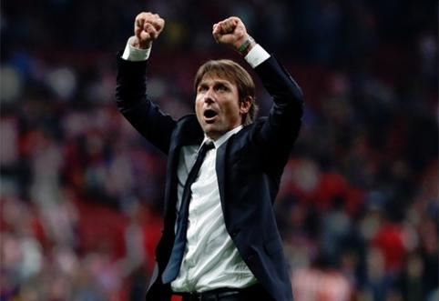 """A. Conte į """"Inter"""" siekia prisivilioti jau ketvirtą """"Man Utd"""" žaidėją"""