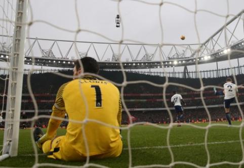 """""""Tottenham"""" kapitonas netiki komandos galimybėmis laimėti """"Premier"""" lygą"""