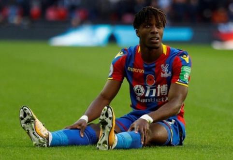 """Britų spauda: """"Arsenal"""" A. Sanchezo pamainos dairosi į """"Crystal Palace"""""""