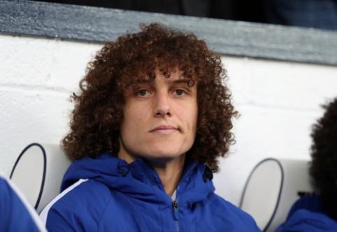 """""""Arsenal"""" nusitaikė į D. Luizą"""