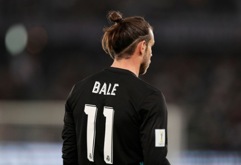"""""""Real"""" į finalą išvedęs G. Bale'as: turiu būti kantrus"""