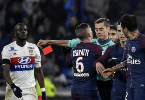 """Prancūzijoje """"Nice"""" ir """"Monaco"""" laimėjo, puikūs """"Lyon"""" įvarčiai parklupdė PSG (VIDEO)"""