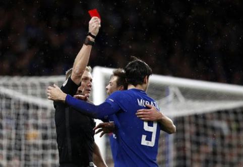 """""""Chelsea"""" ir """"Norwich"""" rungtynės – VAR klaidos ir kortelės už nieką"""
