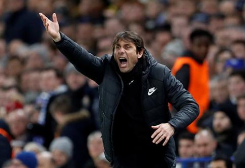 A.Conte užstojo lemiamą klaidą padariusį A.Christenseną