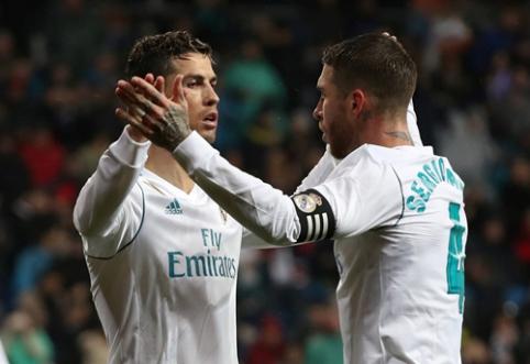 """""""Real"""" prieš """"Las Palmas"""" kovos be keturių svarbių žaidėjų"""