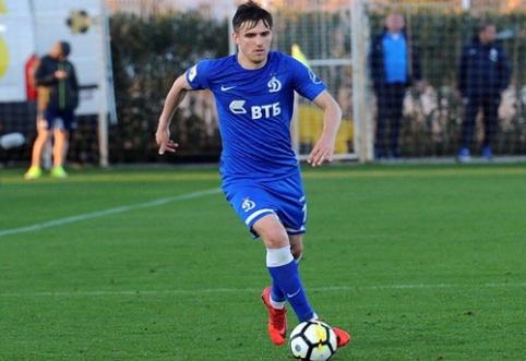 """F. Černychas su """"Dynamo"""" atėmė taškus iš vienų iš Rusijos """"Premier"""" lygos lyderių"""