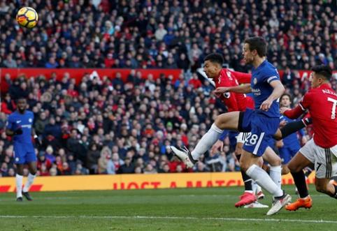 "FA taurės finalas: ""Chelsea"" - ""Man Utd"" (apžvalga)"