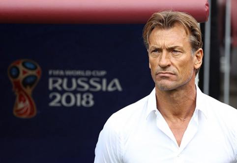 Maroko treneris: norime užkurti ispanams pirtį