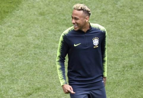 Tite: Neymaro sveikata nerizikuojame