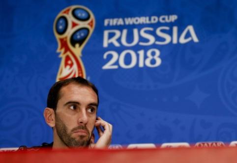 D. Godinas: esame pasirengę sustabdyti Salah