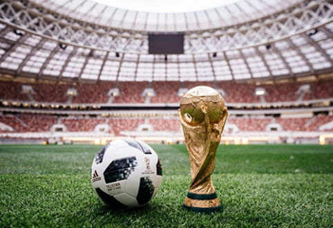 Dalyvaukite pasaulio čempionato spėlionėje! (prizai - kamuoliai)