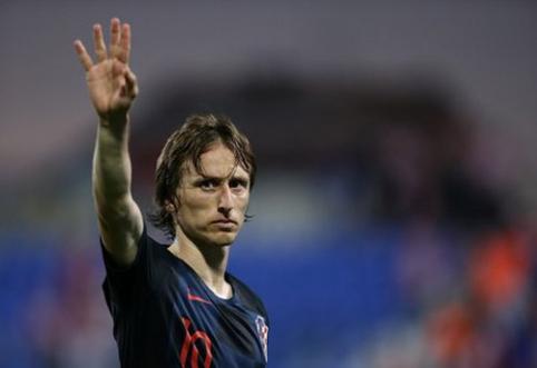 """L. Modričius: iškeisčiau kelis """"Real"""" trofėjus į triumfą pasaulio čempionate"""