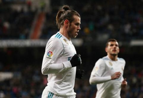 "C. Bellamy: ""Man Utd"" negali sau leisti G. Bale'o"