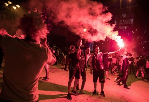 FIFA 2018 nepaslėpė Rusijos skaudulių: dalis šalies čempionato net nepajuto