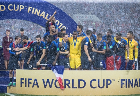 Paaiškėjo pasaulio čempionato spėlionės nugalėtojai