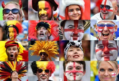 Kova dėl bronzos: ar Belgija sugebės ir antrąkart įveikti Angliją? (apžvalga)