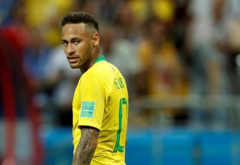 """""""Real"""" išplatino oficialų pranešimą dėl Neymaro"""