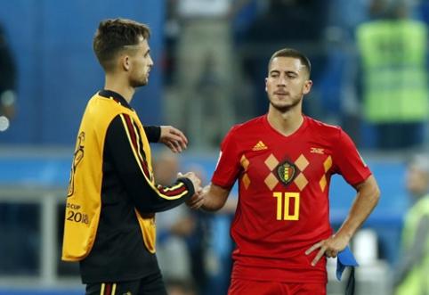 E. Hazardas ir T. Courtois po pralaimėto pusfinalio sukritikavo Prancūzijos rinktinę