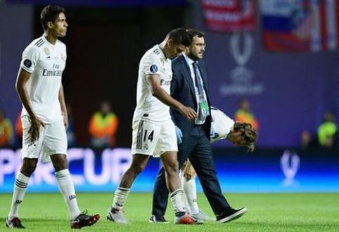Casemiro nesiruošia teisintis C. Ronaldo išvykimu: Cristiano jau yra praeityje